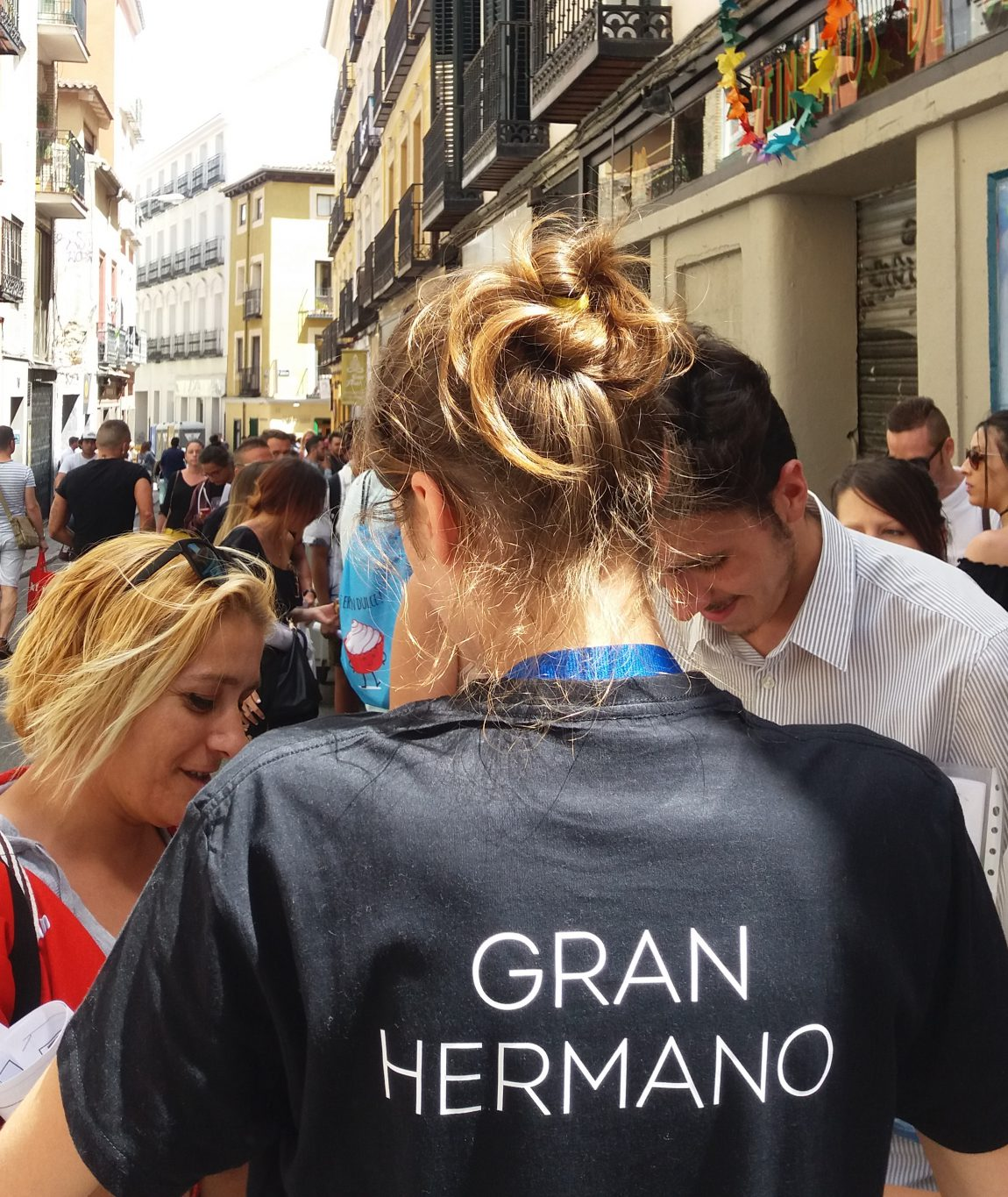 Asistencia multitudinaria al casting en Madrid de 'Gran Hermano', el reality Zeppelin TV (Endemol Shine Iberia)
